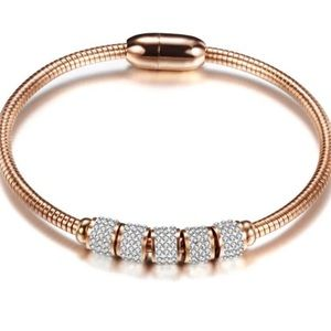 Jewelry - Stainless Steel Magnetic Bracelet